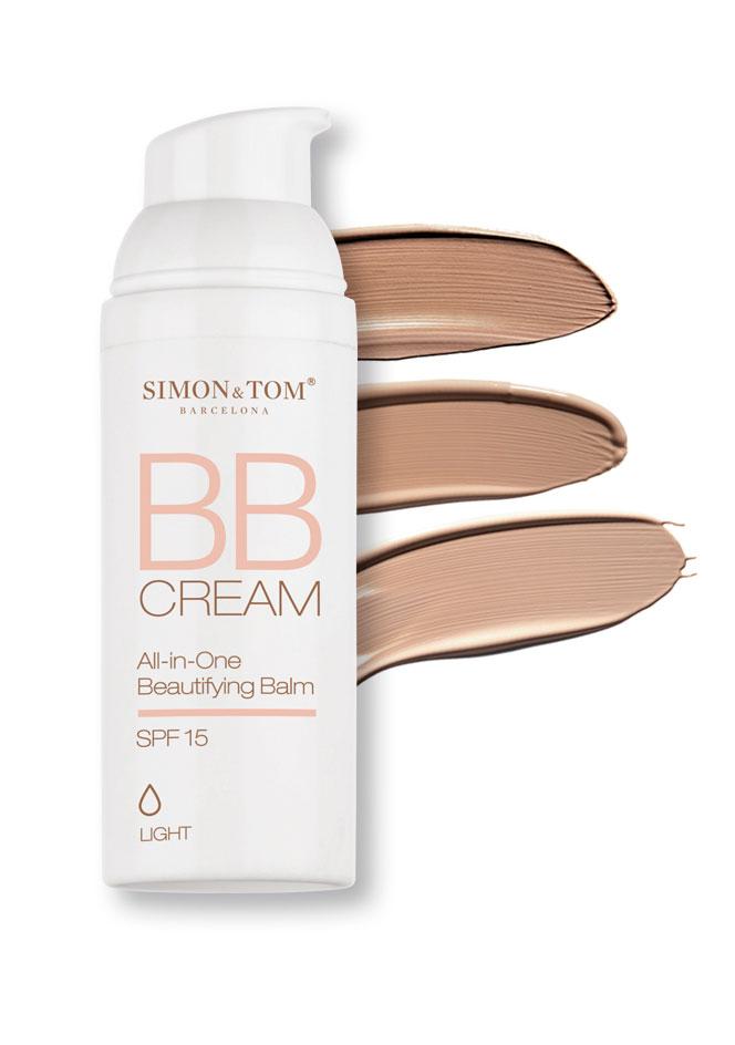 BB Cream Producto simon and tom