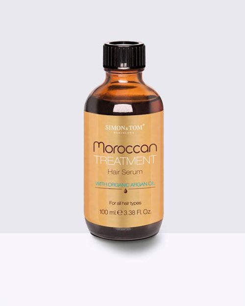 moroccan hair serum simon and tom