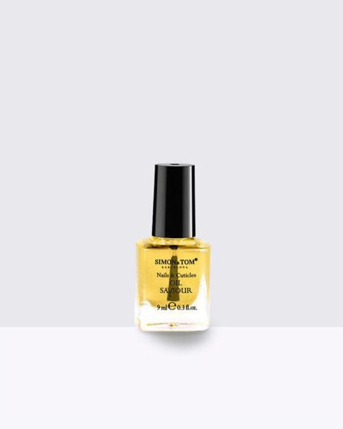 nails cuticles oil simon and tom
