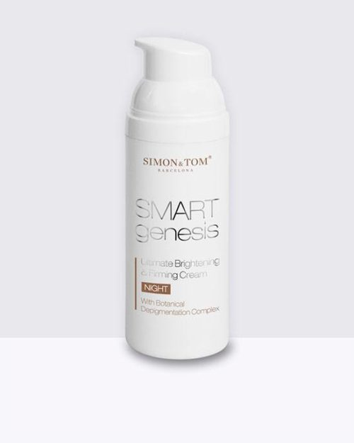 smart genesis ultimate brightenning and firming night cream simon and tom